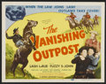"""Movie Posters:Western, The Vanishing Outpost (Western Adventures Pictures, 1951). Lobby Card Set of 8 (11"""" X 14""""). Western.. ... (Total: 8 Items)"""