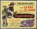 """Movie Posters:Western, Frontier Revenge (Screen Guild Productions, 1948). Lobby Card Set of 8 (11"""" X 14""""). Western.. ... (Total: 8 Items)"""