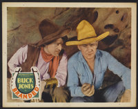 "Branded (Columbia, 1931). Lobby Cards (3) (11"" X 14""). Western. ... (Total: 3 Items)"