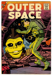 Outer Space #20 (Charlton, 1958) Condition: VF