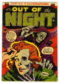 Golden Age (1938-1955):Horror, Out of the Night #6 (ACG, 1952) Condition: FN+....
