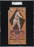 Baseball Cards:Singles (Pre-1930), 1914 Boston Garter Frank Baker SGC 10 Poor 1 - The Only ExampleKnown....