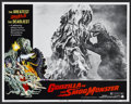 """Movie Posters:Science Fiction, Godzilla vs. the Smog Monster (American International, 1972). LobbyCards (6) (11"""" X 14""""). Science Fiction.. ... (Total: 6 Items)"""