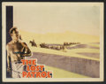 "Movie Posters:War, The Lost Patrol (RKO, 1934). Lobby Card (11"" X 14""). War.. ..."