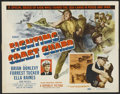 "Movie Posters:War, Fighting Coast Guard (Republic, 1951). Title Lobby Card (11"" X14""). War.. ..."