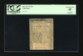 Colonial Notes:Connecticut, Connecticut May 10, 1775 40s PCGS Extremely Fine 45.. ...