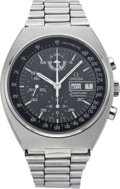 Timepieces:Wristwatch, Omega Mark IV Speedmaster ST 170.0012 Automatic Chronograph, circa1974. ...