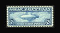Stamps, #C15, 1930, $2.60 Blue, XF-S 95 PSE. (Original Gum - Previously Hinged)....
