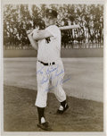 Autographs:Photos, Circa 1961 Roger Maris Signed Photograph....