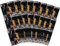 Basketball Collectibles:Others, Circa 2000 Kobe Bryant Signed Photographs Lot of 25....