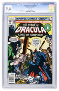 Bronze Age (1970-1979):Horror, Tomb of Dracula #65 (Marvel, 1978) CGC NM+ 9.6 White pages....