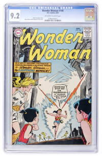 Wonder Woman #140 (DC, 1963) CGC NM- 9.2 Off-white to white pages
