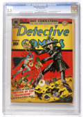Golden Age (1938-1955):Superhero, Detective Comics #73 (DC, 1943) CGC GD+ 2.5 Cream to off-white pages....