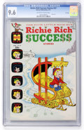 Bronze Age (1970-1979):Humor, Richie Rich Success Stories #37 File Copy (Harvey, 1971) CGC NM+9.6 Off-white to white pages....