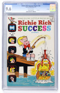 Bronze Age (1970-1979):Humor, Richie Rich Success Stories #36 File Copy (Harvey, 1971) CGC NM+ 9.6 Off-white pages....