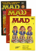 Magazines:Mad, Mad Magazine #36-41 Group (EC, 1957-58).... (Total: 6 Items)