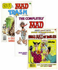 Memorabilia:MAD, Mad Big Book Group (EC, 1990s) Condition: VF.... (Total: 13 Items)