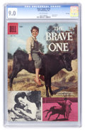 Silver Age (1956-1969):Adventure, Four Color #773 The Brave One File Copy (Dell, 1957) CGC VF/NM 9.0 Off-white pages....
