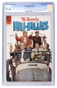 Beverly Hillbillies #8 File Copy (Dell, 1965) CGC NM 9.4 Cream to off-white pages