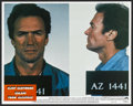 "Movie Posters:Action, Clint Eastwood Lot (Various, 1980). Lobby Cards (2) (11"" X 14"") andStills (2) (8"" X 9.5"" and 7.5"" X 9.25""). Action.. ... (Total: 4Items)"