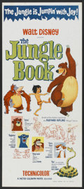 "Movie Posters:Animated, The Jungle Book Lot (MGM, 1967). Australian Daybills (2) (13"" X30""). Animated.. ... (Total: 2 Items)"