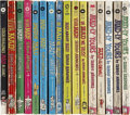 Memorabilia:MAD, Mad Sergio Aragonés Paperback Group (various publishers,1970s-80s).... (Total: 16 Items)