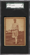 Baseball Cards:Singles (1930-1939), 1931 W517 Tony Lazzeri #27 SGC Authentic....