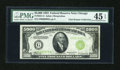 Small Size:Federal Reserve Notes, Fr. 2221-G $5000 1934 Federal Reserve Note. PMG Choice Extremely Fine 45 EPQ.. ...
