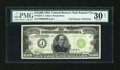 Small Size:Federal Reserve Notes, Fr. 2231-J $10000 1934 Federal Reserve Note. PMG Very Fine 30 Net.. ...
