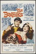 "Movie Posters:Crime, The Beatniks (Barjul International Pictures, 1959). One Sheet (27""X 41""). Crime.. ..."
