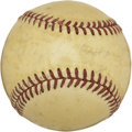 Autographs:Baseballs, Gabby Hartnett Single Signed Baseball. ...