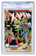 Modern Age (1980-Present):Superhero, X-Men Annual #4 (Marvel, 1980) CGC NM/MT 9.8 Off-white to white pages....