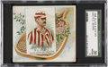 Miscellaneous Collectibles:General, 1888 Allen & Ginter World's Champions (N43) R. D. Sears SGC 30Good 2....