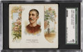 Miscellaneous Collectibles:General, 1888 Allen & Ginter World's Champions (N43) Fred Wood SGC 40 VG3....