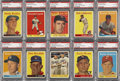 Baseball Cards:Sets, 1958 Topps Baseball Near Set (468/494)....