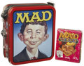 Memorabilia:MAD, Mad Food Product Items (EC, 1993-99).... (Total: 2 Items)