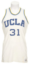 Basketball Collectibles:Uniforms, Mid-1970's UCLA Basketball Game Worn Uniform....