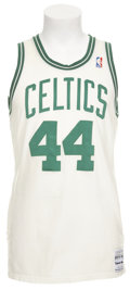 Basketball Collectibles:Uniforms, Mid-1980's Danny Ainge Game Worn Jersey....