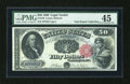 Large Size:Legal Tender Notes, Fr. 164 $50 1880 Legal Tender PMG Choice Extremely Fine 45....