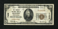 National Bank Notes:Pennsylvania, Hickory, PA - $20 1929 Ty. 1 The Farmers NB Ch. # 7405. ...