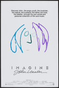 "Movie Posters:Rock and Roll, Imagine: John Lennon (Warner Brothers, 1988). One Sheet (27"" X40.5""). Rock and Roll.. ..."