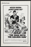 Movie Posters:James Bond, The Man With the Golden Gun (United Artists, 1974). Pressbooks (3)(Multiple Pages). James Bond.. ... (Total: 3 Items)