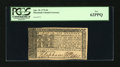 Colonial Notes:Maryland, Maryland April 10, 1774 $6 PCGS New 62PPQ....