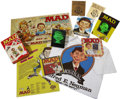 Memorabilia:MAD, Mad Memorabilia Group (1979-98).... (Total: 10 Items)