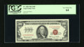 Small Size:Legal Tender Notes, Fr. 1550 $100 1966 Legal Tender Note. PCGS Very Choice New 64.. ...