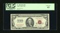 Small Size:Legal Tender Notes, Fr. 1550 $100 1966 Legal Tender Note. PCGS Choice New 63.. ...