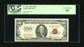 Small Size:Legal Tender Notes, Fr. 1551 $100 1966A Legal Tender Note. PCGS Very Choice New 64.. ...