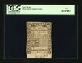 Colonial Notes:Rhode Island, Rhode Island May 1786 40s PCGS New 62PPQ....
