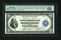 Large Size:Federal Reserve Bank Notes, Dual Courtesy Autographed Fr. 760 $2 1918 Federal Reserve Bank Note PMG Gem Uncirculated 66 EPQ....