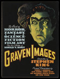 """Movie Posters:Horror, Graven Images (Grove Press, 1992). Hardcover Book (9.5"""" X 12"""", 240 pages). Horror.. ..."""